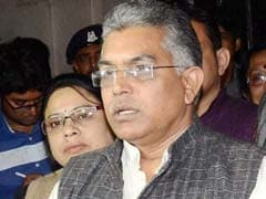Women Of Low Standards Fall Over Men: BJP Leader Dilip Ghosh On University Row