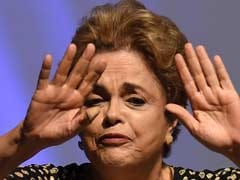 Brazil's Dilma Rousseff Says Impeachment Aimed At Corruption Probe