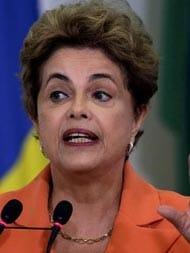 Brazil's Dilma Rousseff Stripped Of Presidency