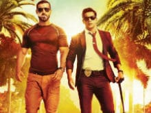 Dishoom Poster: Varun Dhawan, John Abraham's Power-Packed Swag