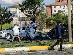 3 People Killed In Bomb Attack In Turkey's Diyarbakir: Official