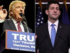 Paul Ryan Says US Republicans Should Follow 'Conscience' On Donald Trump