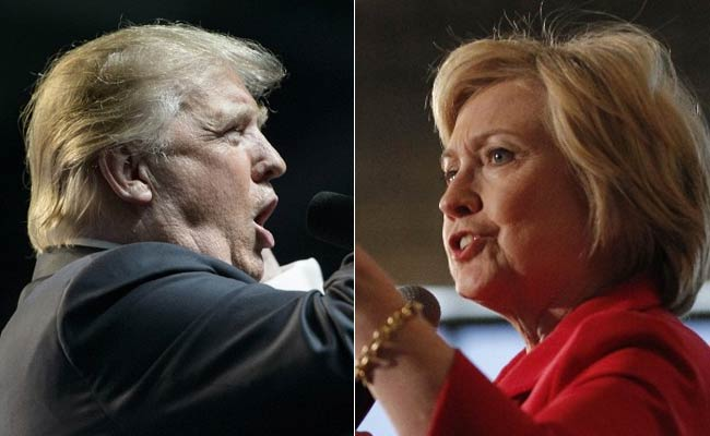 Donald Trump to Hillary Clinton: 'No More Mr Nice Guy'