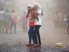 Dust Storm Kills 5 In Uttar Pradesh, Damages Property