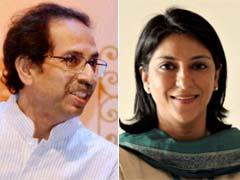 While Congress And Shiv Sena Fight, Priya Dutt Meets Uddhav Thackeray