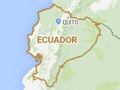 2 Strong Earthquakes Shake Coastal Area In Northwestern Ecuador