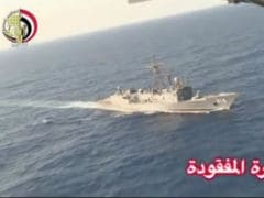 Egypt Finds Human Remains, Belongings From Plane Crash At Sea