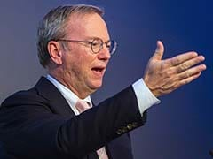 Google's Eric Schmidt Says Brexit Vote Unlikely To Shift Investment