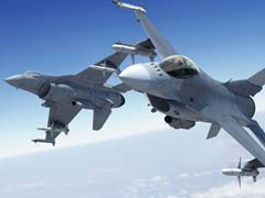 F-16 Fighter Jets Collide Mid-Air, Pilots Eject Safely