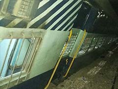 40 Trains Diverted Due To Train Derailment In Hapur