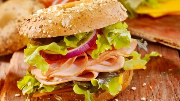 Men S Health Best Fast Food Burger