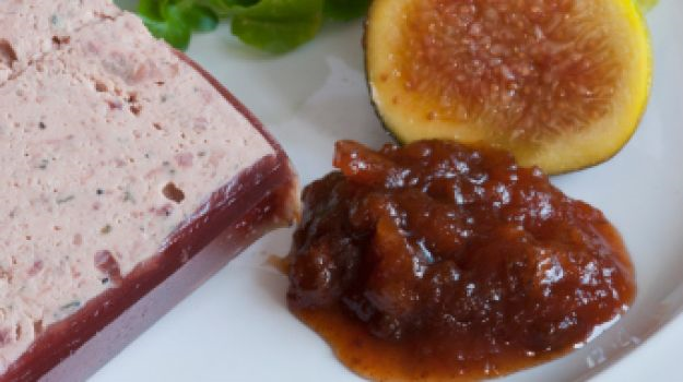 Fig Chutney Recipe — Dishmaps