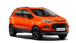 Ford EcoSport Black Edition Launched; Prices Start at Rs. 8.58 Lakh