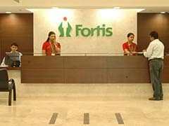 Fortis Healthcare Shares Slump On Rs 500 Crore Fine On Subsidiary