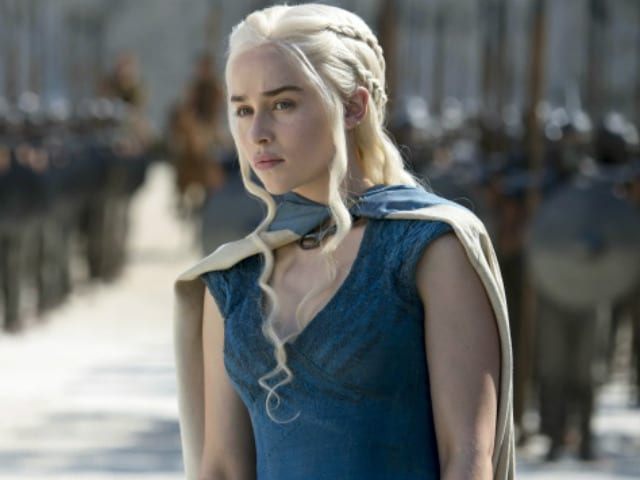Emilia Clarke Shot Nude Scenes For Game of Thrones With Help From Vodka
