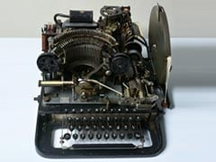 German World War II Coding Machine Found On eBay