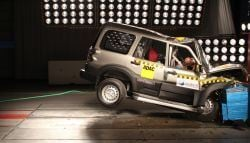 5 More Indian Made Cars Fail Crash Test