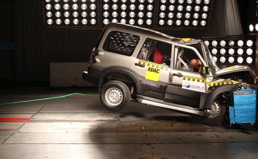 Image result for global NCAP safety test