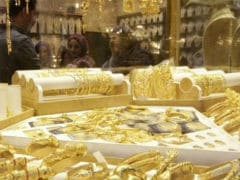 Gold Price Hits Over 1-Month High On Global Worries