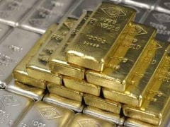 Gold Slips To Rs 29,650, Silver Dives By Rs 950/kg