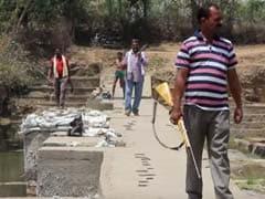 Armed Guards At Madhya Pradesh Dam, Where 'Water More Precious Than Gold'