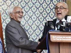 India Keen To Make Morocco Its Economic Hub For Africa: Vice President
