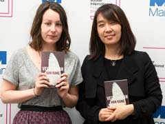 'The Vegetarian' Han Kang Wins Man Booker International Prize