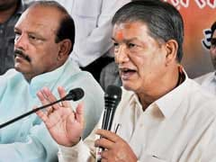 For Uttarakhand Vote, Harish Rawat Scores As Rebels Are Benched: 10 Facts