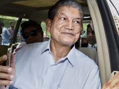 After Meeting PM Modi, 'Friendly' Words From Harish Rawat