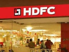 HDFC, Six Other Companies Lose Rs 46,108 Crore In Market Value