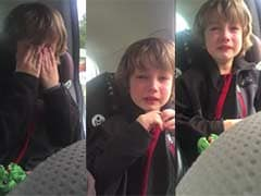 This Little Boy is Very, VERY Upset About People Wrecking the Planet