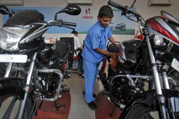 Hero MotoCorp Shares Choppy After Q4, But Brokerages Optimistic