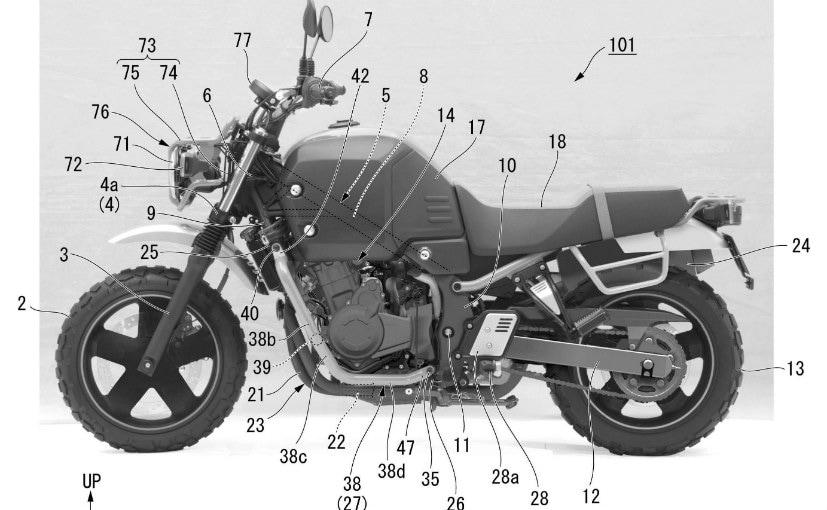 Honda files patent showing Bulldog