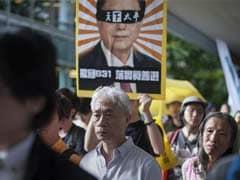Hong Kong Protests As Top China Official Visits