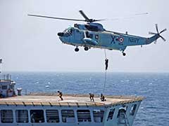 Sailor Allegedly Commits Suicide In Naval Aircraft In Kochi