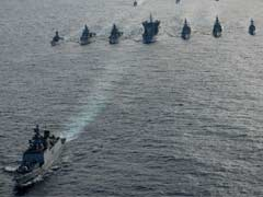 Indian Navy's Show Of Strength For China Has A Weak Link - Agusta