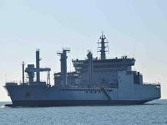 3 Indian Naval Ships To Visit Dubai As Part Of Month-Long Gulf Deployment