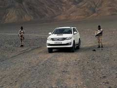 Now SUVs For Troops Along Indo-China Border