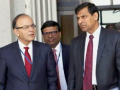 RBI Governor Raghuram Rajan Calls On Arun Jaitley Ahead Of Monetary Policy