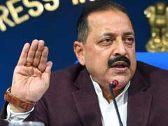 Union Minister Jitendra Singh Takes A Dig At Congress Over AgustaWestland Deal