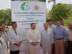 Union Health Minister J P Nadda Launches 'Kayakalp Fortnight'