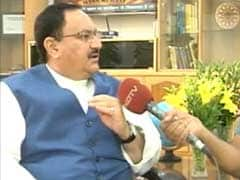 NEET लागू हो चुका है, इसे लेकर व्यावहारिक दिक्कतें दूर की जाएंगी : NDTV से स्वास्थ्य मंत्री नड्डा