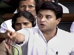 'Sonia A Sherni, BJP Afraid Of Her': Jyotiraditya Scindia's Dramatic Speech In Parliament