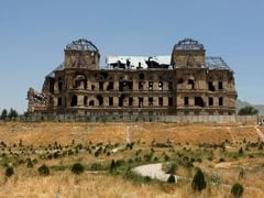 Reconstruction Of Ruined Darul Aman Palace Begins In Kabul