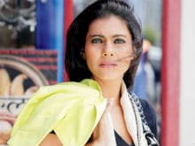 Kajol Explains Why the Film Industry is Male Dominated