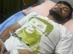 Kanhaiya Kumar, On Hunger Strike For 8 Days, Is Stable