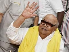 Karunanidhi Faults Jayalalithaa For Skipping Inter-State Council Meeting