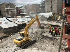 Number Of Deaths In Kenya Building Collapse Rises To 49: Police