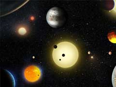 NASA Says 1,284 New Planets Found By Kepler Telescope