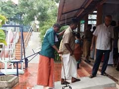 Rains Cloud Kerala Election Day But Voters Shine